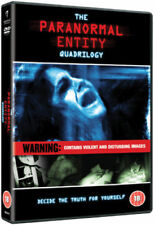 The Paranormal Entity 1-4 Quadrilogy   (DVD)   **Brand New **
