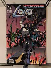 Lobo: Unamerican Gladiators #1-4 (Jun 1993, Dc) full set