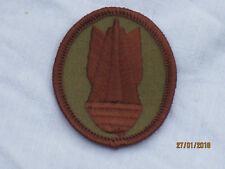 Explosive Ordnance Disposal Personnel, EOD,  braun/khaki, Royal Engineers