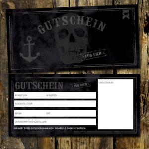 50 Rock Gutscheine, Piercing Studio Gutscheinkarten, tattoo studio guscheinkarte