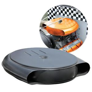 Retro Style Cadillac and Oldsmobile Complete Steel Air Cleaner Assembly street