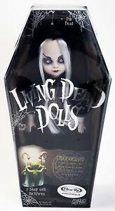 Living Dead Dolls Walpurgis Close Up German Sealed Coffin Box Original 99966