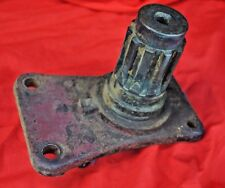 IH International Harvester Farmall 504 Steering Worm Wheel Shaft Pedestal