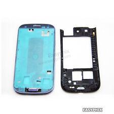 Samsung Galaxy S3 i9300 Full Housing Cover Back Battery Door BLUE