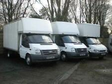 Box Transit Commercial Vans & Pickups with Tail Lift
