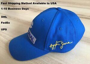 Formula Racer Ayrton Senna Signed Cap Official Nacional Adjustable Baseball Hat