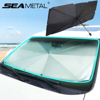 US Large Car Windshield Sunshade Foldable Window Cover Visor Sun Shade Umbrella