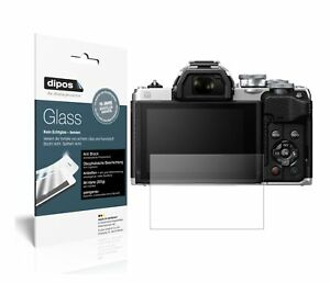 2x Screen Protector for Olympus OM-D E-M10 Mark IV matte Flexible Glass 9H dipos