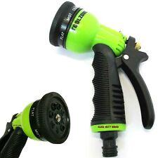 Tool Zone 8 Pattern Water Spray Gun Toolzone Garden Hose Nozzle