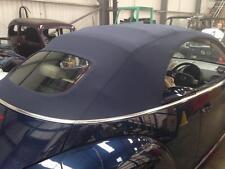 VW Beetle 2002-2010 - NUOVO BLU Mohair Cappuccio con finestra di vetro riscaldato