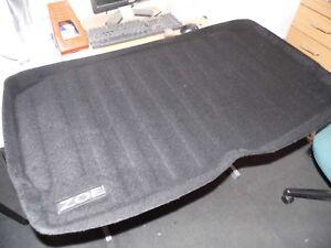 Renault Genuine ZOE Boot Trunk Liner Floor Mat Cover Reversible Carpet Rubber