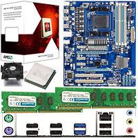 AMD X6 Core FX-6300 3.5Ghz & GIGABYTE 970A-DS3 & 8GB DDR3 1600