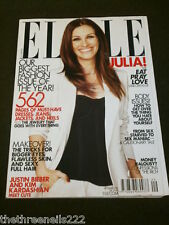 ELLE US - JULIA ROBERTS - SEPT 2010