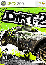 DiRT 2 (Microsoft Xbox 360, 2009) GOOD