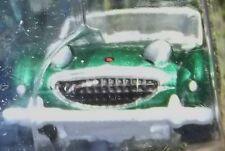Austin Healey Bugeye Sprite White Lightning JADE On Black  Austin Healey Bugeye