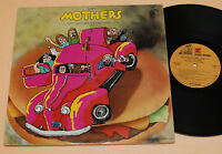 ZAPPA:LP-JUST ANOTHER BAND..PROG 1°PRESS 1972 TOP EX