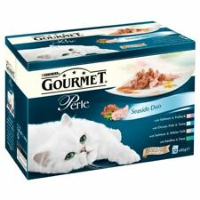 Purina Gourmet Perle Seaside Duo - Pouch (12x85g)