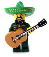 NEW LEGO MARIACHI MINIFIG guitar musician figure minifigure sombrero mexico