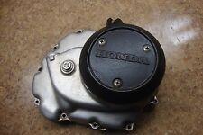 1981 Honda ATC 200 3 wheeler 3Wheeler Engine Motor Clutch Cover Panel Case F5