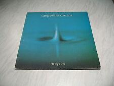 LP - Tangerine Dream - Rubycon album vinyl record Virgin 1975 gatefold