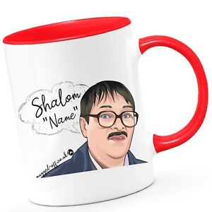 Personalised Friday Night Dinner Jim Shalom Funny Mug Ideal Birthday Present
