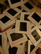 Lot of 500 35mm Slides   Orient people place things Random lot