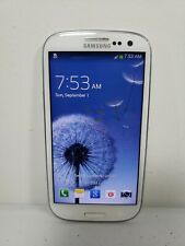 """Samsung Galaxy S3 SGH-T999L 4.8"""" 16GB Smartphone Marble White (Maybe T-Mobile)"""