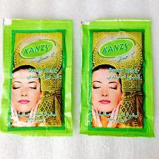 Organic Moroccan Black Soap Raw Natural  Savon Noir Beldi Hammam 2 X 25 g New