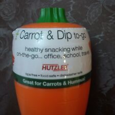 Hutzler snack attack carrot and dip to go
