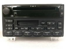 Ford CD Cassette MP3 radio w/ CDC. OEM factory original stereo