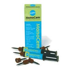 Shofu Dental 3208a Monocem Self Adhesive Dual Cure Resin Cement Translucent Kit