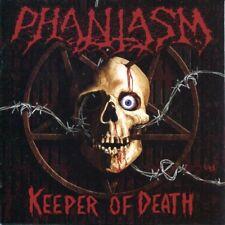 PHANTASM Keeper Of Death CD