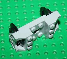 LEGO TRAIN 4 pièces Noir Transparent 87552 4864b 4638658 6253217
