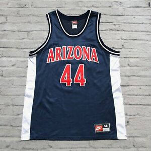Vintage Arizona Wildcats Team Issued Basketball Jersey Used Game Worn Sewn