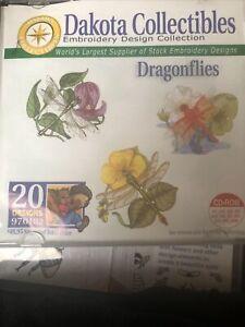 Dakota Collectibles Embroidery Machine Design CD - Christmas Angels 970541