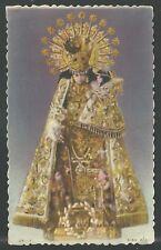 New listing Holy card antique Virgin de los Desamparados image pieuse santino andachtsbild