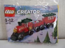 Lego Créateur – train de Noël (30543)