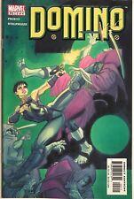 DOMINO (Marvel, 2nd Series) #2,3 RARE MINI SERIES DEADPOOL 2