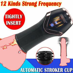 Penis Pump Vacuum Enlarger Enlargement Automatic for Men Extender Enhancer JJ