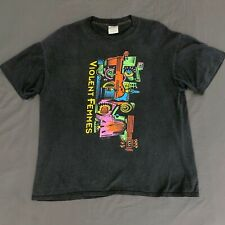Vintage Violent Femmes Tour T-Shirt 1992 Tee Punk Rock album Blister in the Sun