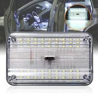 12V 36 LED Plafonnier Intérieur Ampoule Habitacle Éclairage Camion Remorque Auto