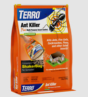 New!! Terro ANT KILLER PLUS Multi-Purpose Insect Control SHAKER BAG 3 lb. T901-6