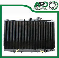 Heavy Duty Copper Radiator HONDA Accord CG 2.3L 4Cly Auto & Manual 12/97-2/03