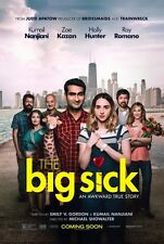 Big Stick Reg Orig Movie Poster  Double Sided 27x40