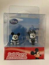 Disney Phone Accessories Mickey & Mini Fit Any 3.5mm Audio Jack