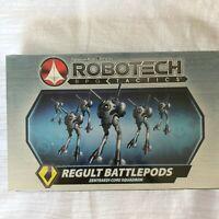 Robotech RPG Tactics Zentraedi Core Squadron Regult Battlepods New Sealed