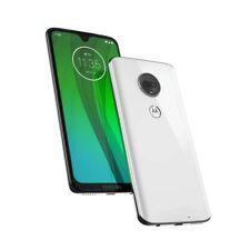 Motorola Moto G7 64Gb 4G Lte Gsm At&T T-Mobile Dual Sim Unlocked White Xt1962-4