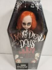 NEW Living Dead Dolls Iris Series 13+ Mezco doll goth zombie Halloween hot topic