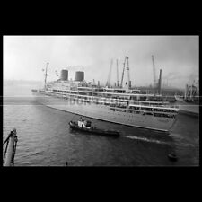 Photo B.000712 MS WILLEM RUYS ROYAL ROTTERDAM LLOYD 1959 PAQUEBOT OCEAN LINER