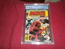 Daredevil #131 marvel 1976 CBCS 7.5 not CGC comic! 1ST BULLSEYE! Lots of keys up